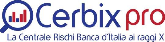logo di CerbixPro, il software per l'analisi OFFLINE della centrale rischi Banca d'Italia