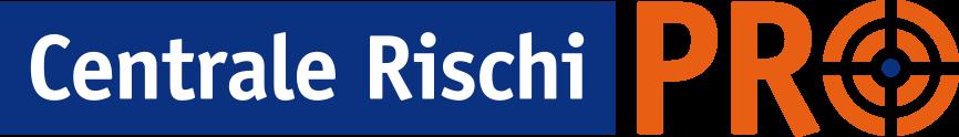 Logo bianco di Centrale Rischi PRO
